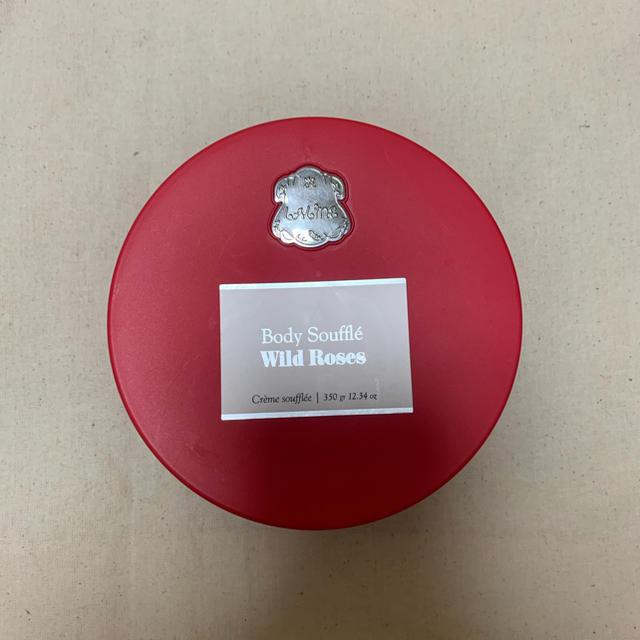 Laline(ラリン)のLaline ボディクリーム ワイルドローズ コスメ/美容のボディケア(ボディクリーム)の商品写真
