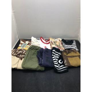 コンバース(CONVERSE)の男の子 キッズ 80㎝ 子供服 まとめ売り セット R-Y2547(Tシャツ)