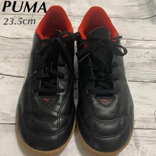 プーマ(PUMA)のPUMA  プーマ  フットサルシューズ  23.5(シューズ)