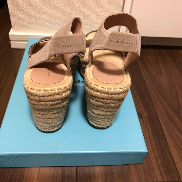 AU BANNISTER(オゥバニスター)のオゥバニスター  サンダル レディースの靴/シューズ(サンダル)の商品写真