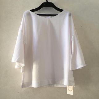 Techichi - テチチ 新品 Tシャツ 半袖 プルオーバー ZARA ロペピクニック 好きにも