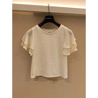 ミスティウーマン(mysty woman)のTシャツ-カットソー(Tシャツ(半袖/袖なし))