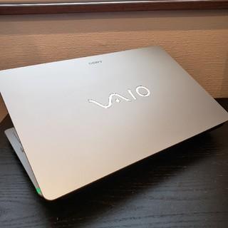SONY - VAIO  Core i5 GPU搭載 WEBカメラ Bluetooth