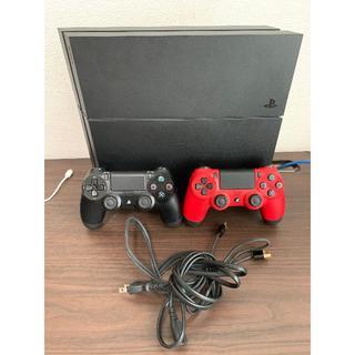 ソニー(SONY)のPS4 本体 中古 500GB CUH-1200A PlayStation4(家庭用ゲーム機本体)