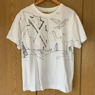 OFF-WHITE - OFF-WHITE 19SS Tシャツ