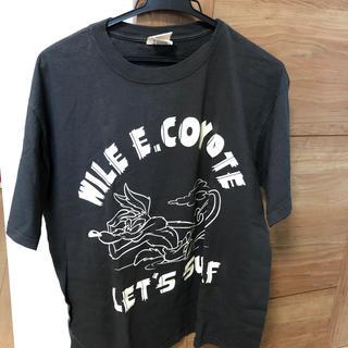 バックドロップ(THE BACKDROP)のバックドロップ コヨーテTシャツ(Tシャツ/カットソー(半袖/袖なし))