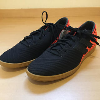 アディダス(adidas)のAdidas ネメシス タンゴ 17.4 IN 29.5cm(シューズ)