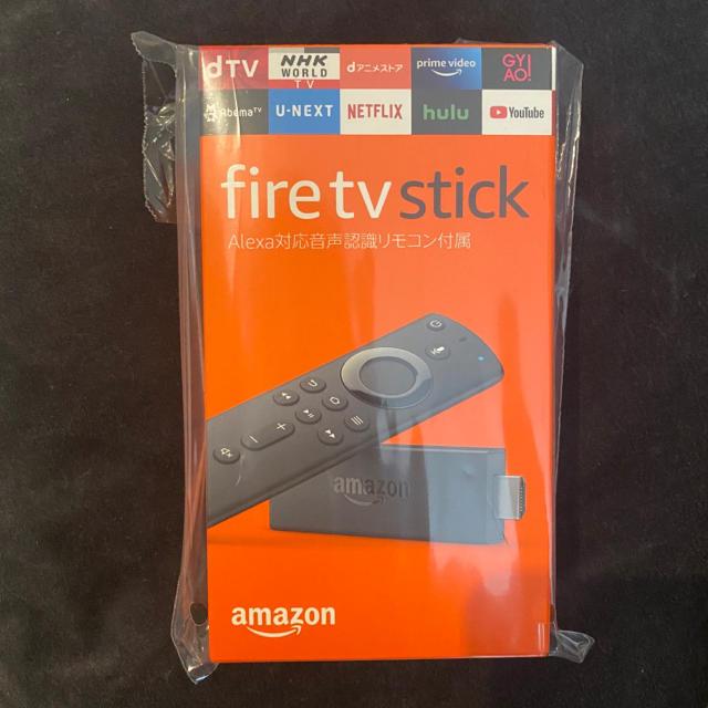 Amazonアマゾン Fire TV Stick B0791YQWJJ ブラック スマホ/家電/カメラのテレビ/映像機器(映像用ケーブル)の商品写真