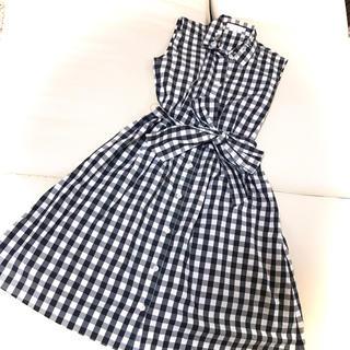 プロポーションボディドレッシング(PROPORTION BODY DRESSING)のシャツワンピース♡ストロベリーフィールズ♡ジルスチュアート♡スナイデル♡トッコ(ひざ丈ワンピース)