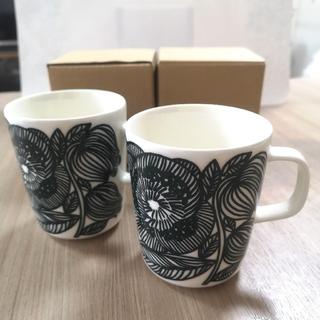 marimekko - ■新品■ マリメッコ クルイェンポルヴィ マグカップ 2個セット