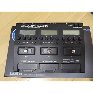 ズーム(Zoom)のzoom G3n 美品(エフェクター)