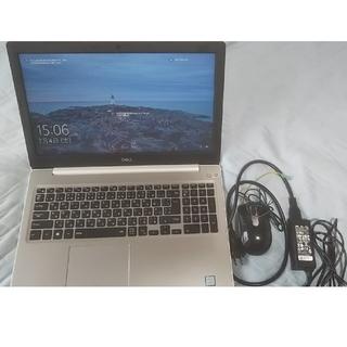 デル(DELL)のDELL ノートPC Inspiron 5570 Core i5(ノートPC)