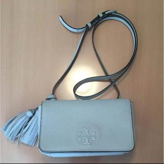 Tory Burch - 美品トリーバーチの水色ショルダーバッグ