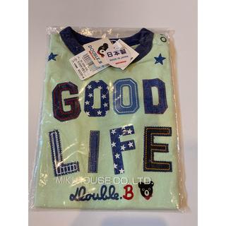 ダブルビー(DOUBLE.B)のDOUBLE.B ダブルビー 新品未使用 Tシャツ 90(Tシャツ/カットソー)