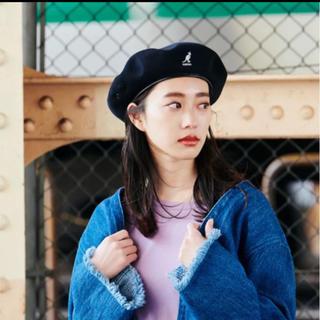 カンゴール(KANGOL)のKANGOL メッシュベレー帽(ハンチング/ベレー帽)