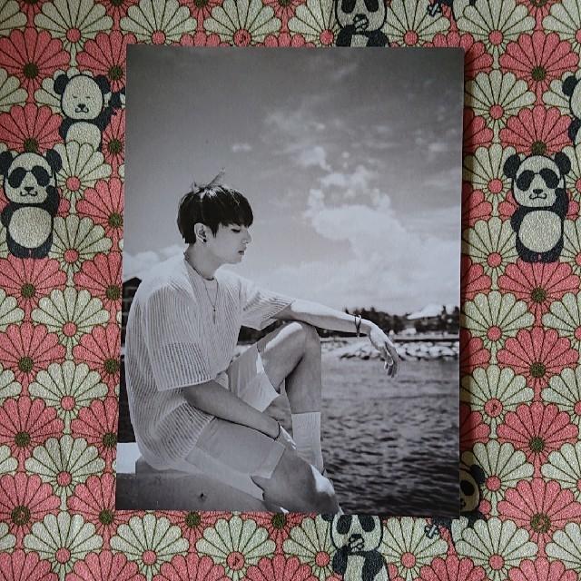 防弾少年団(BTS)(ボウダンショウネンダン)の防弾少年団 bts サマパケ グク エンタメ/ホビーのタレントグッズ(アイドルグッズ)の商品写真