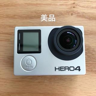 GoPro - [国内正規品]GoPro ウェアラブルカメラ HERO4 ブラックエディション