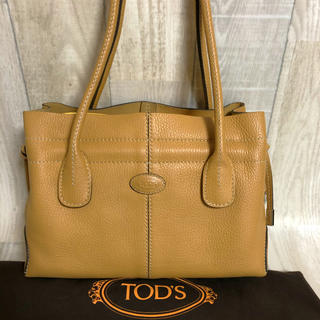 TOD'S - 【正規品】TOD'S(トッズ)バッグ (美品)