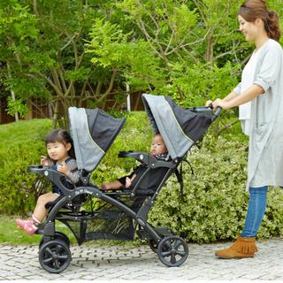 Baby Trend - BabyTrend(ベビートレンド) 二人乗りベビーカー