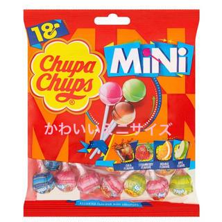 コストコ(コストコ)のchupa chups♡チュッパチャプス ミニサイズ18本入(菓子/デザート)