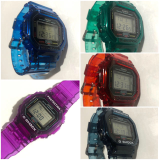 dw-5600cmb-1dr カスタム 新品(腕時計(デジタル))