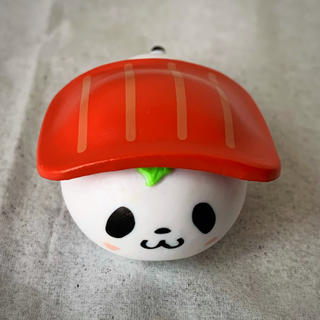 ラクテン(Rakuten)のくら寿司 お買い物パンダ 楽天パンダ フィギュア 景品(キャラクターグッズ)