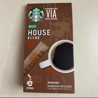 Starbucks Coffee - スタバ デカフェ