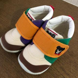 ダブルビー(DOUBLE.B)のDOUBLE.B 靴 13.0㎝(スニーカー)