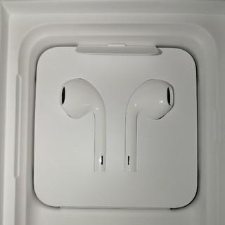 アップル(Apple)のみー様専用 アップル iPhone イヤホン純正品(ヘッドフォン/イヤフォン)