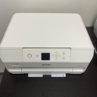 エプソン(EPSON)のEPSON  EP-710A 複合プリンター バッテリー美品(PC周辺機器)
