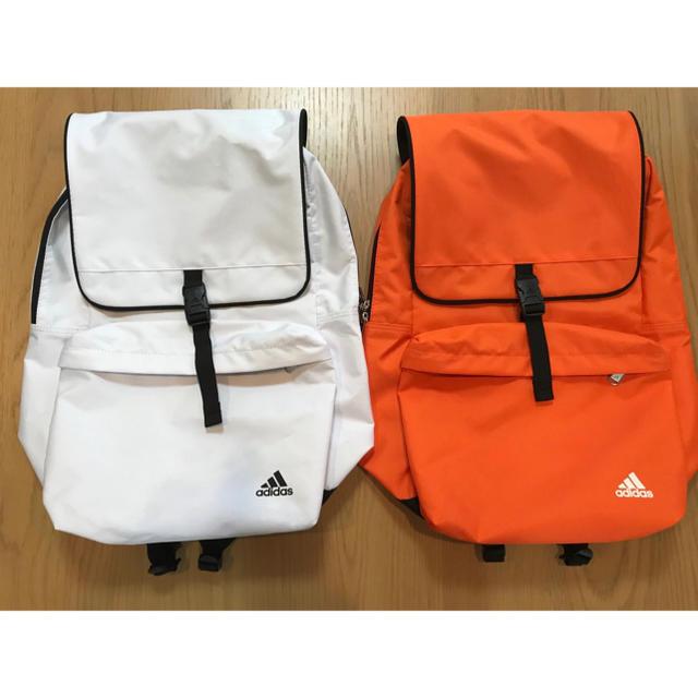 adidas(アディダス)のadidas リュック 2つ レディースのバッグ(リュック/バックパック)の商品写真