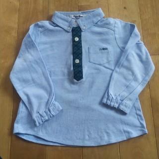 ファミリア(familiar)のファミリア 100 長袖シャツ (Tシャツ/カットソー)