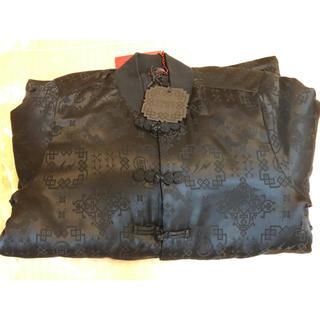 フラグメント(FRAGMENT)のCLOT X FRAGMENT. china jacket (ブルゾン)