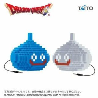 タイトー(TAITO)のドラゴンクエスト ドラクエドットモンスターズスピーカーメタルスライム 2点×2個(キャラクターグッズ)