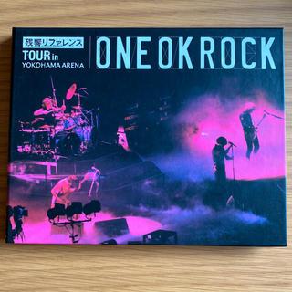 "ONE OK ROCK - ""残響リファレンス""TOUR in YOKOHAMA ARENA Blu-ray"