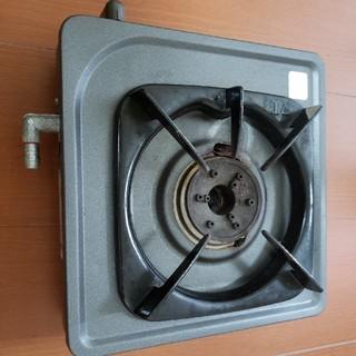 パロマピカソ(Paloma Picasso)のパロマ ガスコンロ 一口 都市ガス用 PA-E10F(調理機器)