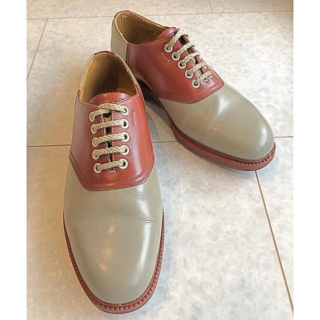 REGAL(リーガル)のREGAL❤サドルシューズ❤24cm❤メンズ メンズの靴/シューズ(その他)の商品写真