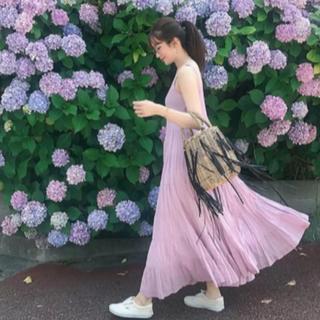 DEUXIEME CLASSE - 美品!MARIHA 夏のレディのドレス(ライラック)