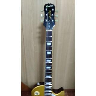 エピフォン(Epiphone)のEpiphone '56 Les Paul Standard Gold Top(エレキギター)