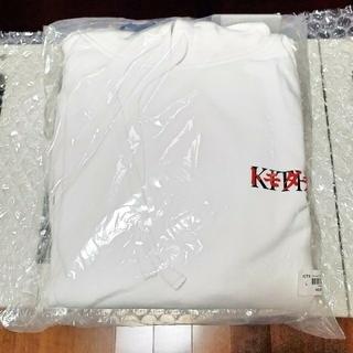 Supreme - KITH TOKYO 日本限定 白 パーカー L フーディ 東京タワー トモダチ