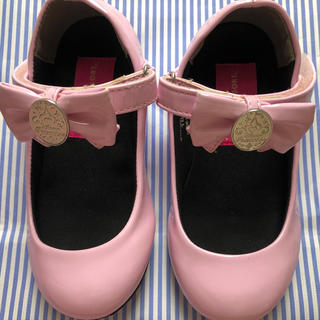 ディズニー(Disney)のビビディバビディブティック 靴18.0cm(フォーマルシューズ)