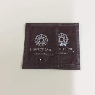 パーフェクトワン(PERFECT ONE)のパーフェクトワンSPオイルエッセンス サンプル(美容液)