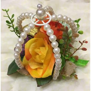 ハンドメイド フラワーアレンジ 花の楽園-701(その他)