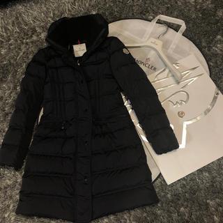 MONCLER - モンクレール 国内正規品 VOS ボス サイズ1 ブラック 美品