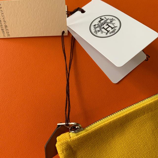 Hermes(エルメス)のHERMES   新品、タグ付き ヨッティングPM ポーチ レディースのファッション小物(ポーチ)の商品写真