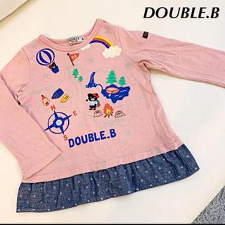 ダブルビー(DOUBLE.B)の☆かつこ様専用☆(Tシャツ/カットソー)