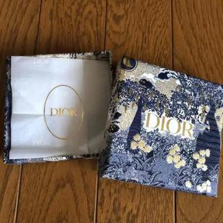 クリスチャンディオール(Christian Dior)のディオール  限定  アクセサリー  箱  ブレスレット(ショップ袋)