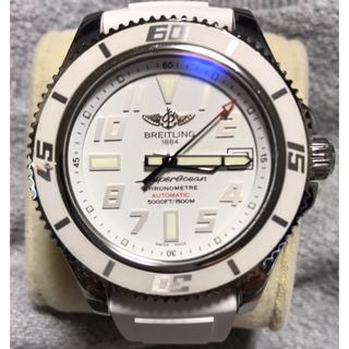 ブライトリング(BREITLING)のBREITLING スーパーオーシャン 42(腕時計(アナログ))