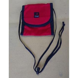 オーバーランド(Overland)のOverland travel pouch red(その他)