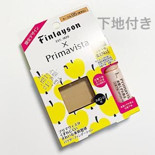 Primavista - 新品✴︎ プリマヴィスタ パウダーファンデーション オークル05 下地付き